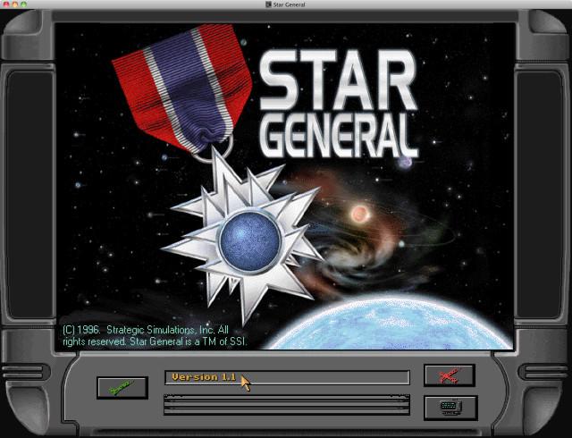 Star General – Start
